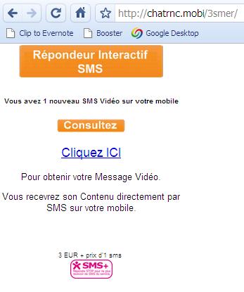 repondeur SMS